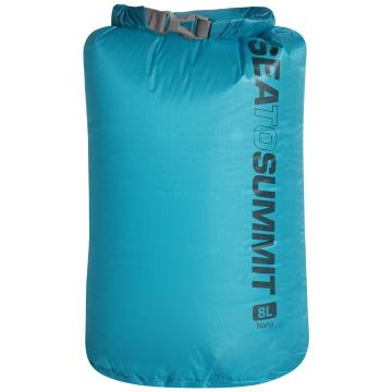 Sea To Summit Ultrasil Nano 8 L Dry Bag - Blue