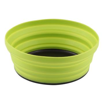 Sea To Summit Silicon X Bowl - 650 ml - Lime