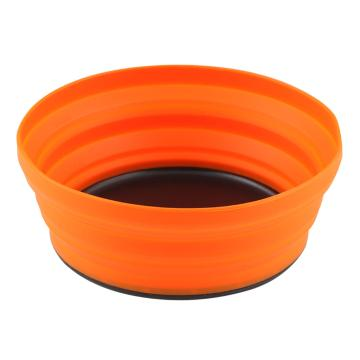 Sea To Summit Silicon X Bowl - 650 ml - Orange
