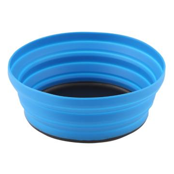 Sea To Summit Silicon X Bowl - 650 ml - Blue
