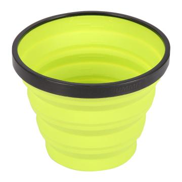 Sea To Summit Silicon Folding X-Mug - 480ml  - Lime
