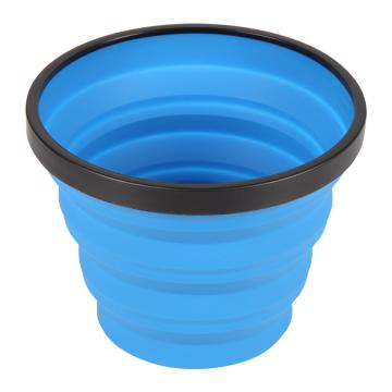 Sea To Summit Silicon Folding X-Mug - 480ml  - Blue