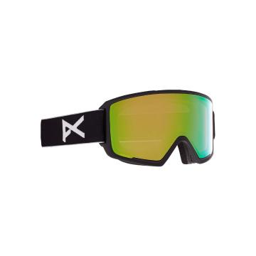 Anon 2021 Men's M3 Goggles with Spare Lens and MFI Face Mask