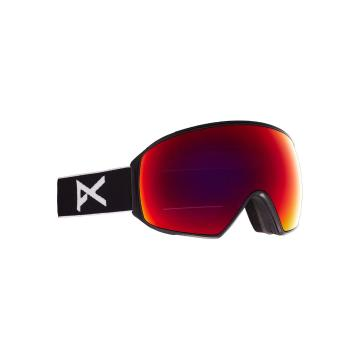 Anon 2021 Men's M4 Goggles TORIC with Spare Lens and MFI Facemask