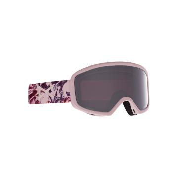 Anon 2021 Women's Deringer Goggles with Spare Lens - Wavy/Prcv Sun Onyx
