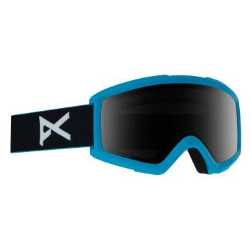 Anon Men's Helix 2 Sonar Goggles with Spare Lens - Blue/Sonarsmoke