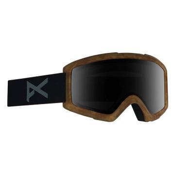 Anon Men's Helix 2 Sonar Goggles with Spare Lens - Tort/Sonarsmoke