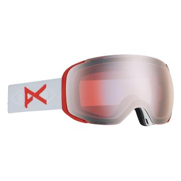 Anon Men's M2 Snow Goggles With Spare Lens - Eyes/Sonarsilver