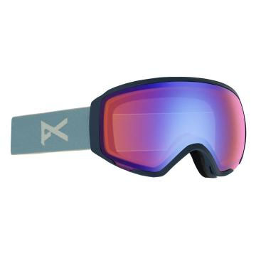 Anon 2020 Women's Wm1 Goggles with Spare Lens -  Slate/Sonarblue