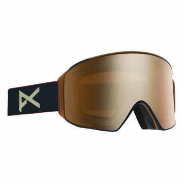 Anon 2020 Men's Asian M4 Cylindrical Goggles