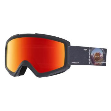 Anon 2020 Men's Helix 2.0 With Spare Lens Goggles