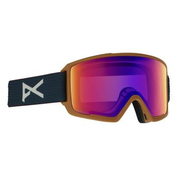 Anon 2020 Men's M3 MFI Goggles with Spare Lens