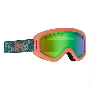 Anon 2020 Girls Asian Fit Tracker Goggles - Nightout/Pink Sq