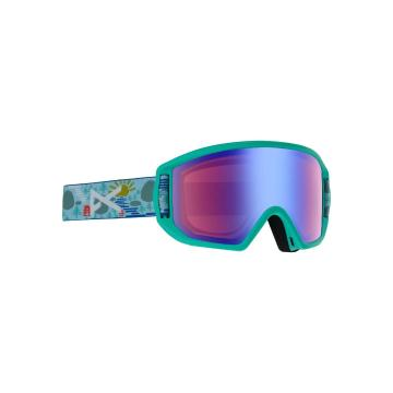 Anon Relapse Junior MFI Asian Fit Goggles