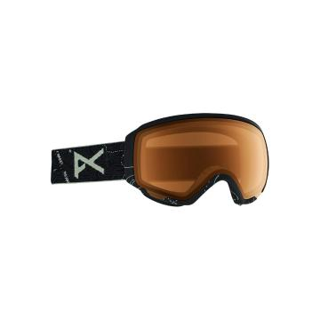 Anon WM1 Asian Fit Snow Goggles + Spare Lens