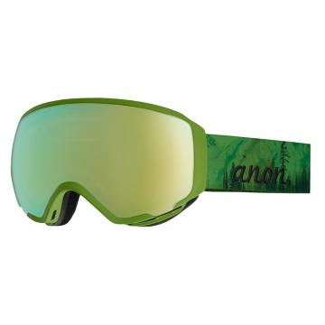 Anon 2018 Women's WM1 MFI Snow Goggles with Spare Lens