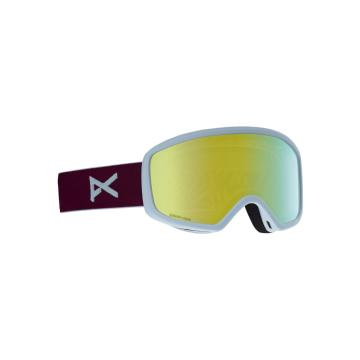 Anon 2019 Women's Deringer Goggles - Purple/Sonarbronze