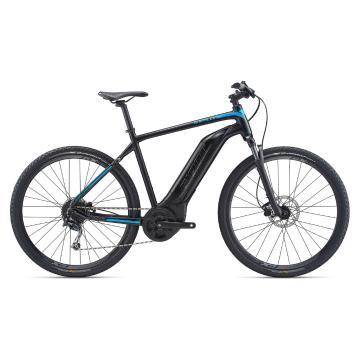 Giant 2020 Explore E+ 4 GTS 32km/h E-Bike - Black