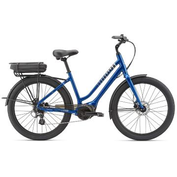 Giant 2020 Lafree E+ 2 32km/h E-Bike - Royal Blue