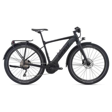 Giant 2021 FastRoad E+ EX Pro 45km/h - Black