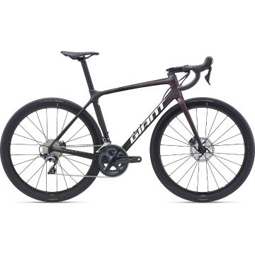 Giant 2021 TCR Advanced Pro 1 Disc - Rosewood/Carbon