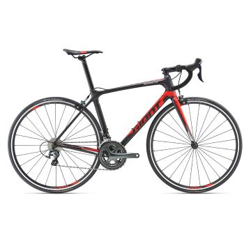 Giant 2019 TCR Advanced 3 Road Bike - Carbon/Pure Red