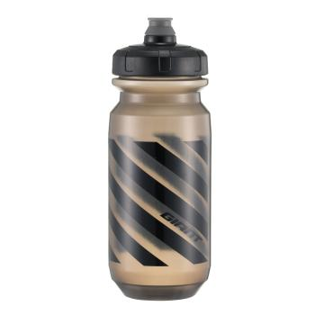 Giant Double Spring 600ml Bottle - Transparent Black
