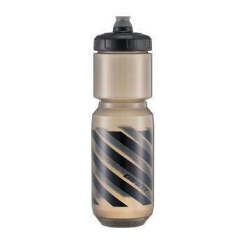Giant Double Spring 750ml Bottle - Transparent Black