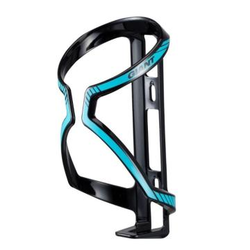 Giant Airway Sport Bottle Cage - Matt Black/Gloss Blue