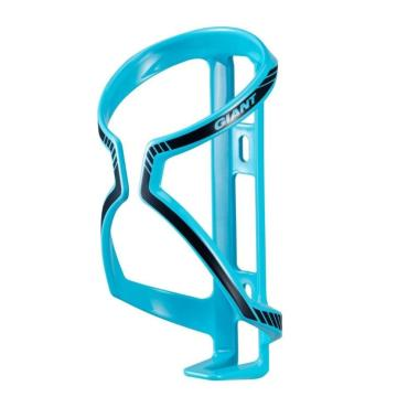 Giant Airway Sport Bottle Cage - Blue/Gloss Black
