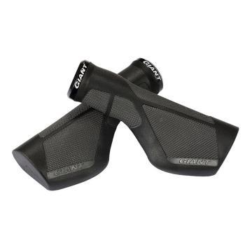 Giant Ergo Max Lock-On Grip - Black/Grey