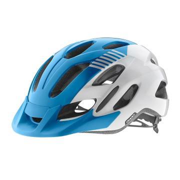 Giant Compel Helmet - Gloss White/Blue