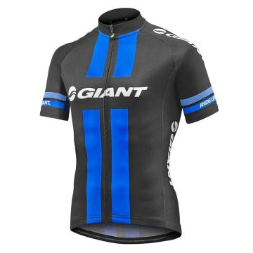 Giant Race Day SS Jersey - Black/Blue
