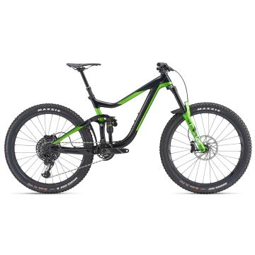 Giant 2019 Reign Advanced 1 MTB - Metallic Black