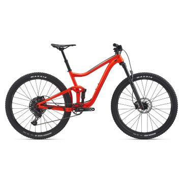 Giant 2020 Trance 3 29 MTB - Neon Red