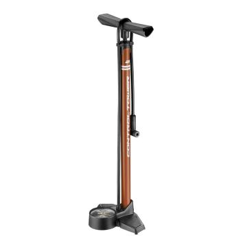 Giant Control Tower 2 Floor pump - Red
