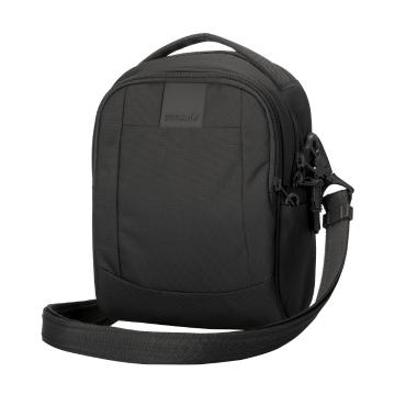Pacsafe Metrosafe LS100 Cross-Body Bag - Black