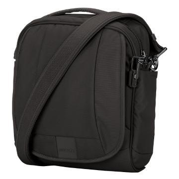 Pacsafe Metrosafe LS200 Shoulder Bag - Black