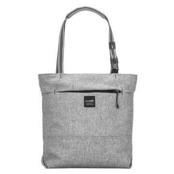 Pacsafe Slingsafe LX200 Compact Tote - Tweed Grey