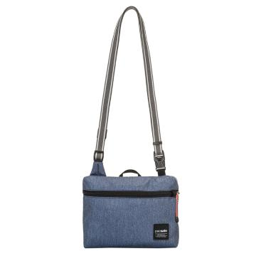 Pacsafe Slingsafe LX50 Mini Cross Body Bag - Denim
