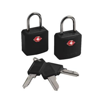 Pacsafe Prosafe 620 TSA Locks - 2 Pack - Black