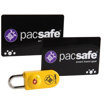 Pacsafe Prosafe 750 - Yellow