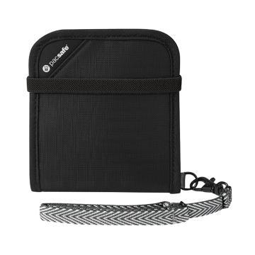 Pacsafe RFIDsafe V100 Bi-fold Wallet - Eclipse