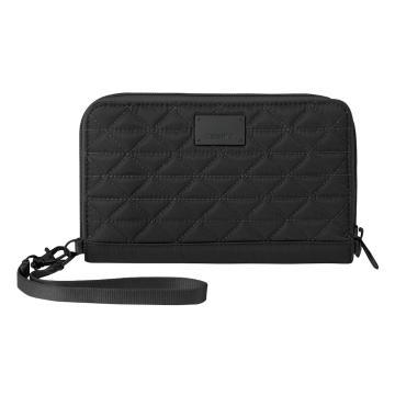 Pacsafe RFIDsafe W200 Travel Wallet - Black