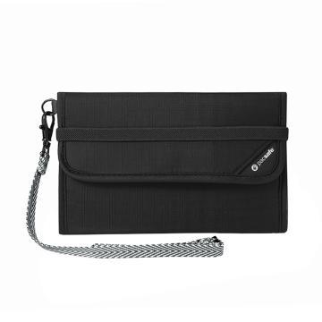 Pacsafe RFIDsafe V250 Travel Wallet - Black