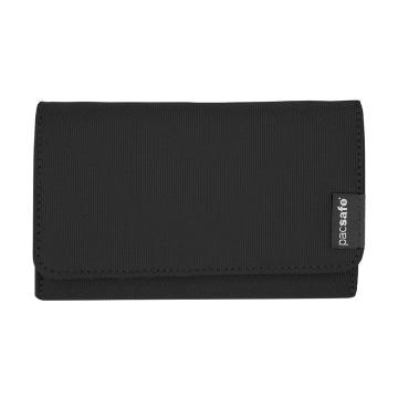 Pacsafe RFIDsafe LX100 Blocking Wallet - Black