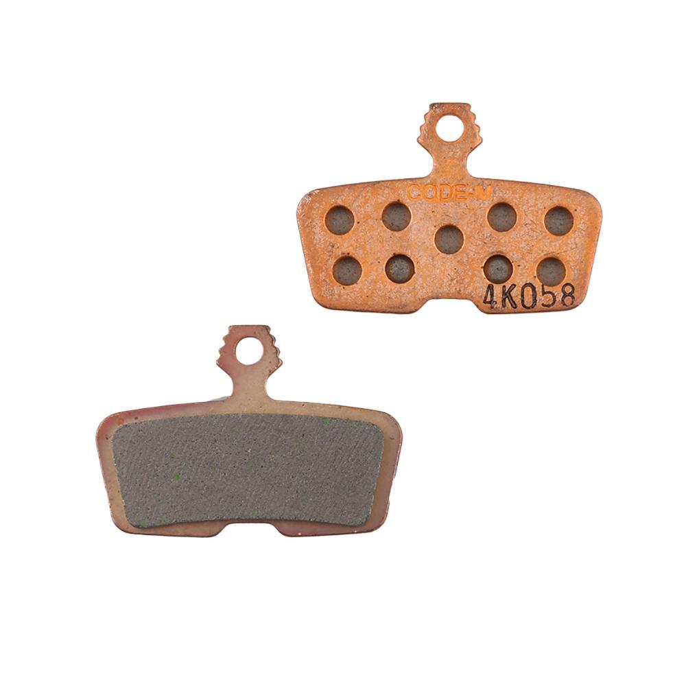 2011+ Code Brake Pads Metal