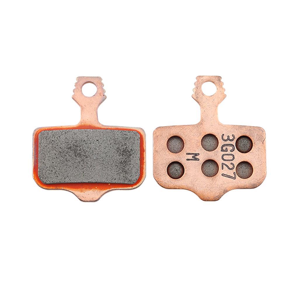 Elixir Metallic Disc Pads Steel Backed