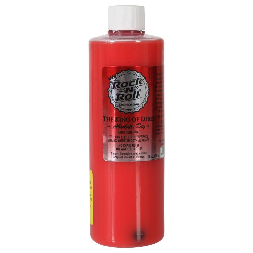 Absolute Dry Red Chain Lube 480ml Kit