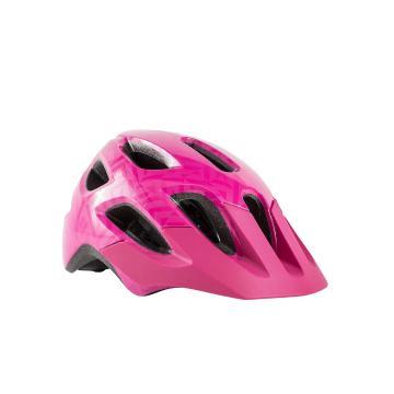 Bontrager Tyro Child Helmet - Flamingo Pink